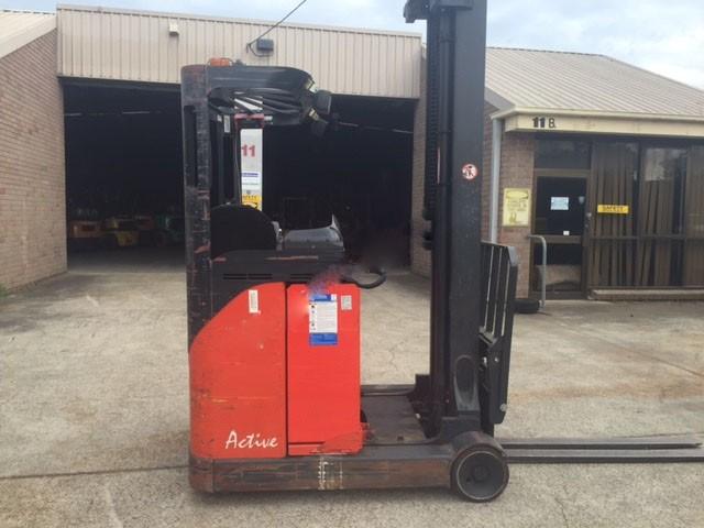 Linde R14 Reach Forklift